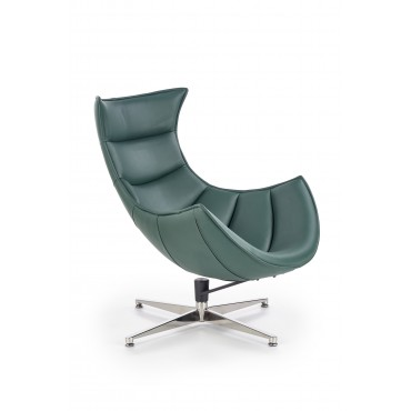 LUXOR fotel wypoczynkowy zielony (1p 1szt) - Halmar