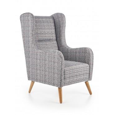CHESTER fotel wypoczynkowy wielobarwny ( PIXEL-1387 ) - Halmar