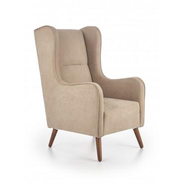 CHESTER fotel wypoczynkowy beżowy ( LIRA-1203 ) - Halmar