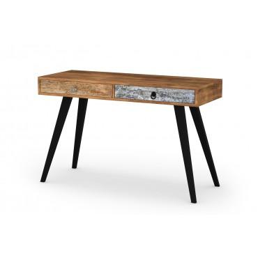MEZO B1 biurko wielobarwny (1p 1szt) - Halmar