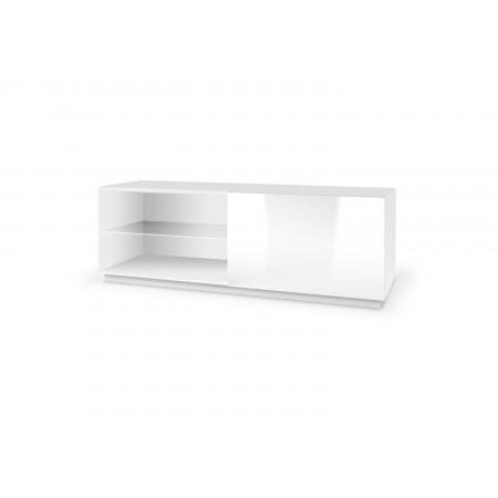 LIVO RTV 120 stojąca biały (1p 1szt) - Halmar