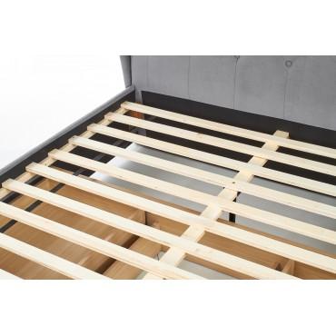 SABRINA łóżko z szufladami popiel (6p 1szt) - Halmar