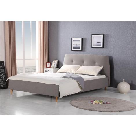 DORIS łóżko popiel (2p 1szt) - Halmar