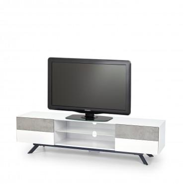 STONNO RTV1 biały / beton (1p 1szt) - Halmar
