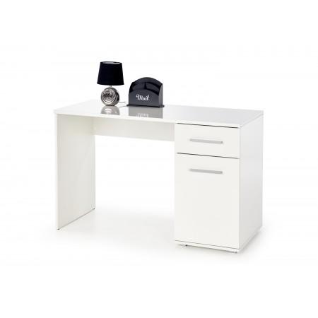LIMA B-1 biurko biały (1p 1szt) - Halmar